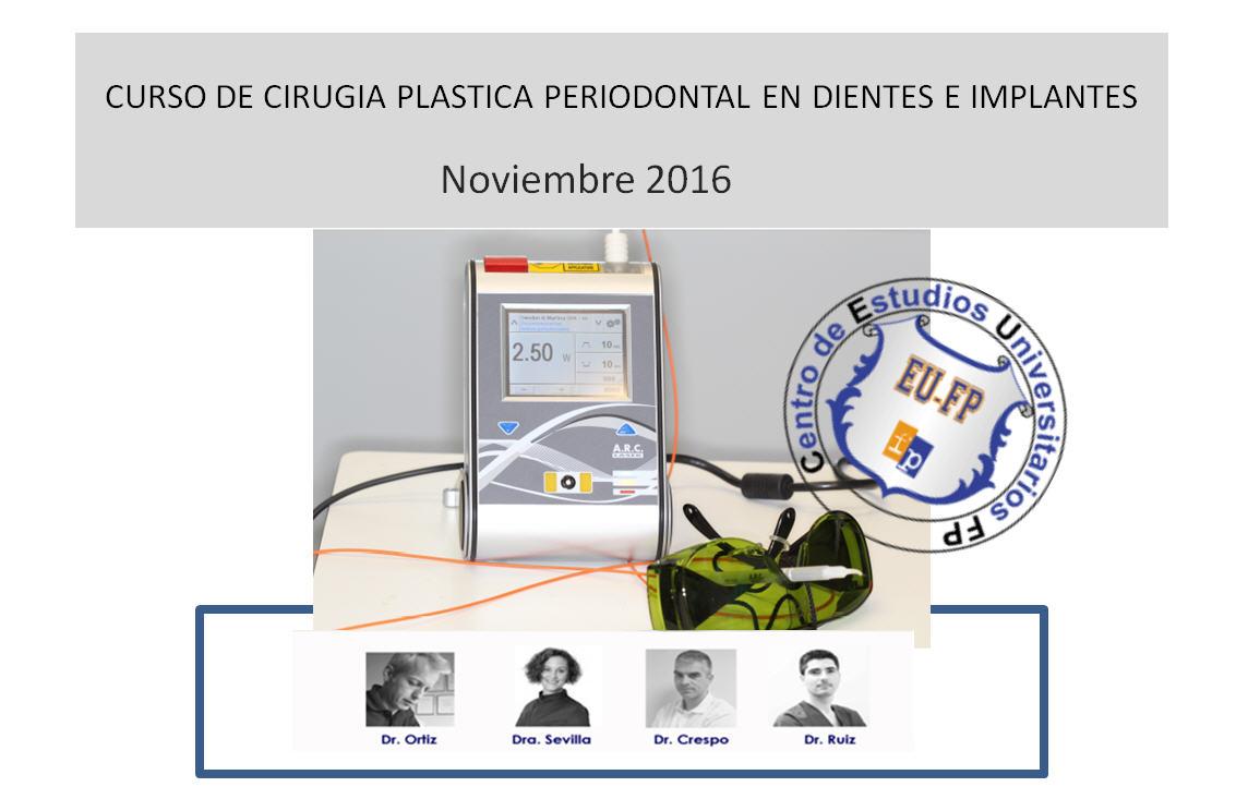 cartel-noviembre-cirugia-plastica-periodontal-fomento-profesional-dr-crespo
