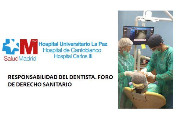 Javier Crespo Invitado - Jornada en Hospital Universitario La Paz - 2017
