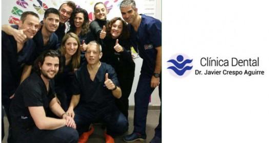 Primer día de clínica – Master cirugía, implantes y periodoncia de León