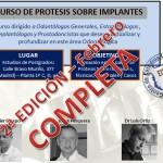 Protesis sobre implantes 2 edicion