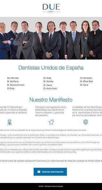 Dentistas-Unidos-Espana-Web