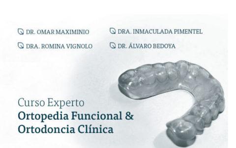 Nuevo Curso Experto en Ortopedia Funcional y Ortodoncia Clínica – 2018