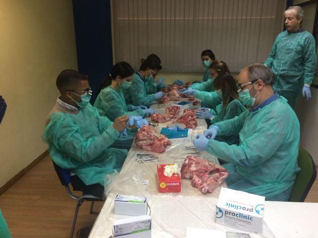Módulo 2 de la segunda edición del curso de Cirugía Plástica Periodontal - momentos 3