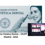 Modular Estetica Dental Ceufp - Segunda Edicion - Madrid 2018