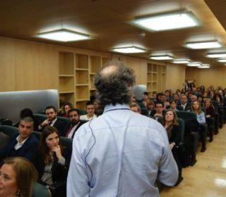Inauguración del nuevo centro de Estudios Universitarios del Grupo Fomento (ceu-fp) Madrid-4