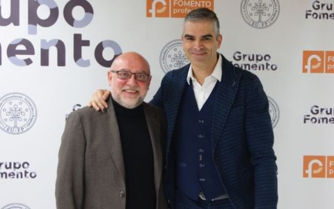 Inauguración del nuevo centro de Estudios Universitarios del Grupo Fomento (ceu-fp) Madrid