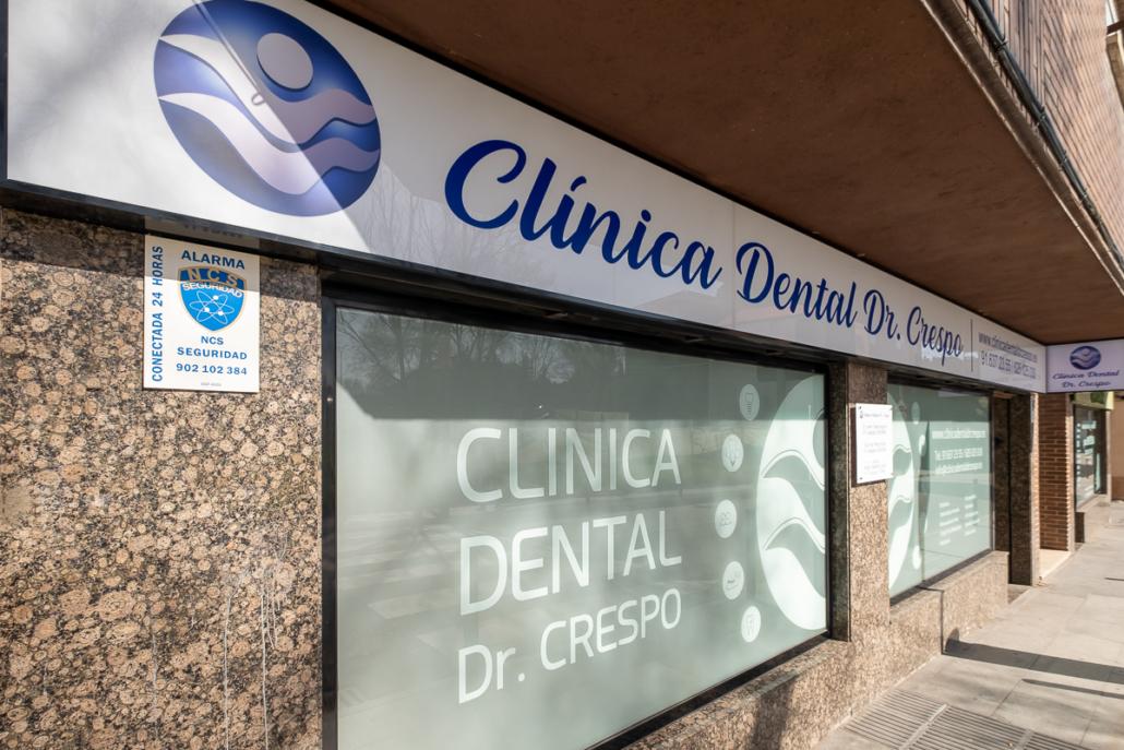 Clínica Dental Dr. Crespo Las Rozas